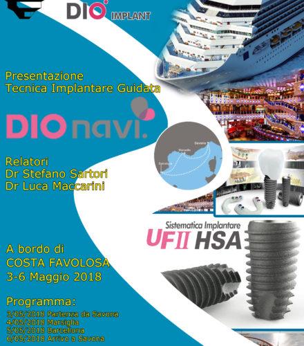Presentazione Tecnica Implantare Guidata DIOnavi